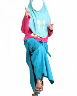Rocella Kids Maryam Dark Tosca 2