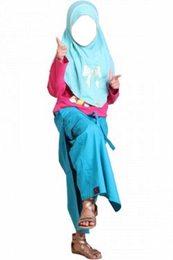 Rocella Kids Maryam Dark Tosca 2