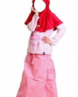 Rocella Kids Maryam Pure Pink
