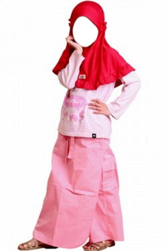 Rocella Kids Maryam Pure Pink