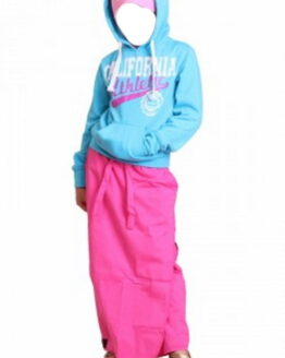 Rocella Kids Maryam Shoking Pink 2